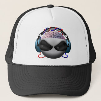 Brain Trucker Hat