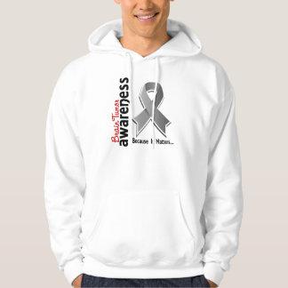 Brain Tumor Awareness 5 Hoodie