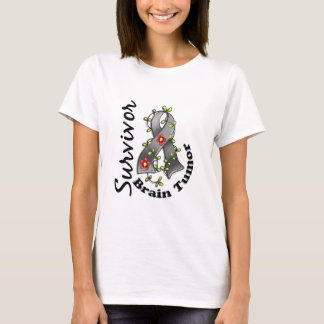 Brain Tumor Survivor 15 T-Shirt