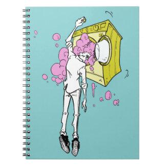brain wash notebook