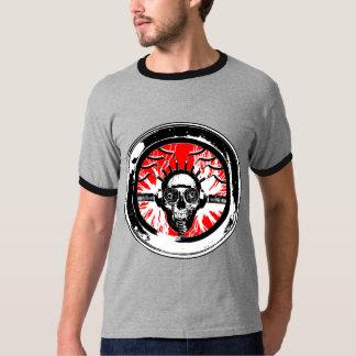 Brain wash wash wash round T-Shirt