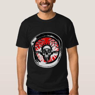 Brain wash wash wash round tee shirts