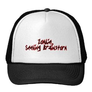 Brainiac Trucker Hats