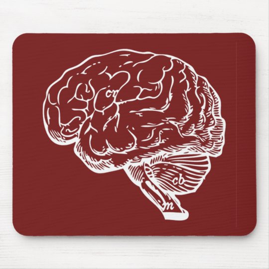 Brainiac Mouse Mat
