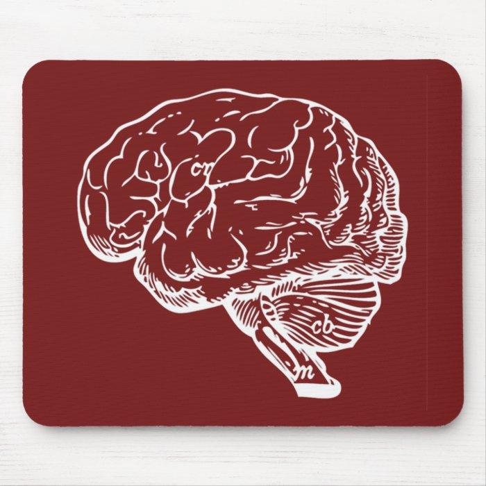 Brainiac Mouse Pad
