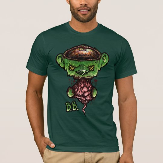 Brainless Bear T T-Shirt