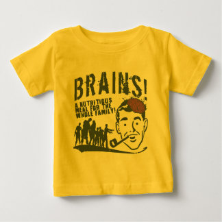 Brains! Baby T-Shirt