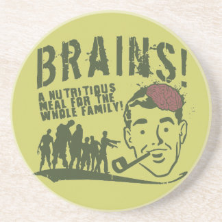 Brains! Coaster