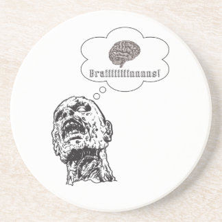 Brains Coaster