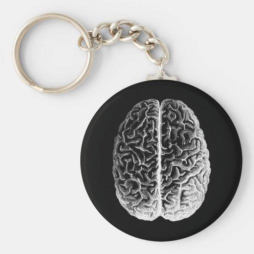 Brains! Key Chain
