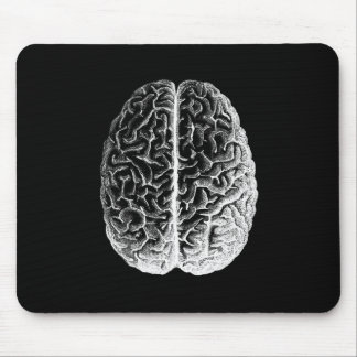 Brains! Mouse Mat