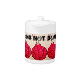 Brains Not Bombs