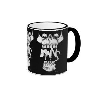 Brains Ringer Mug