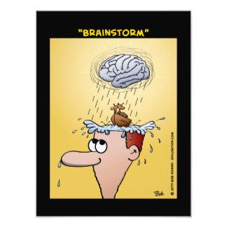 """Brainstorm"" Art Photo"