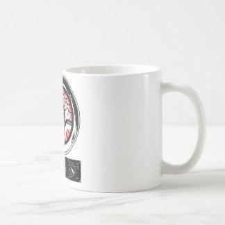 Brainwash wash wash basic white mug