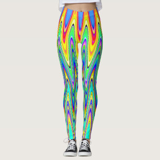 Brainwaves... Leggings