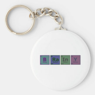 Brainy Keychains