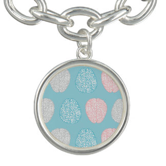 Brainy Pastel Pattern (Awesome Pastel Brains)