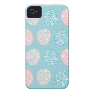 Brainy Pastel Pattern iPhone 4 Cover