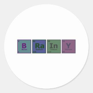 Brainy Stickers