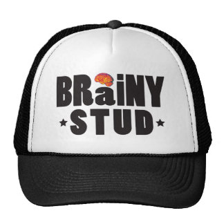 Brainy Stud K Hats