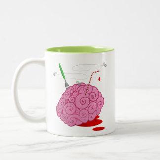 Brainz Two-Tone Coffee Mug