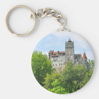 Bran castle, Romania Key Ring