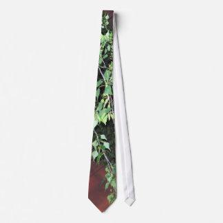 Branch Across A Crimson Sky Tie