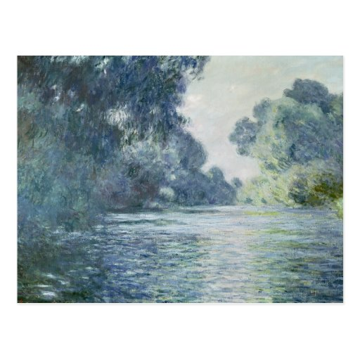 Branch of the Seine near Giverny, 1897 Post Cards