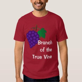 Branch of the True Vine Tshirts