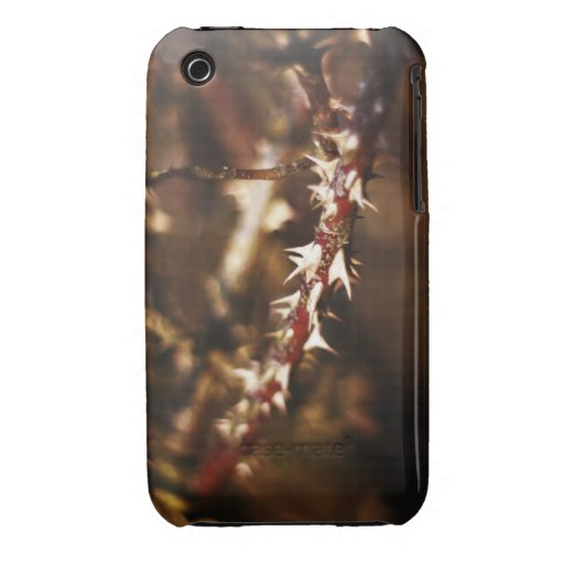 Branch of Thorns Case-Mate iPhone 3 Cases