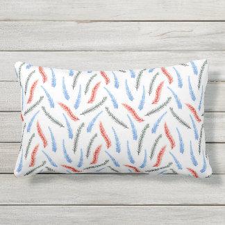 Branch Outdoor Lumbar Throw Pillow