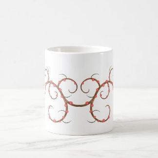 Branch twig coffee mug