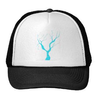 branch twigs mesh hats