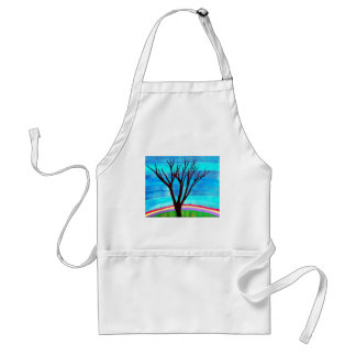 Branched Standard Apron
