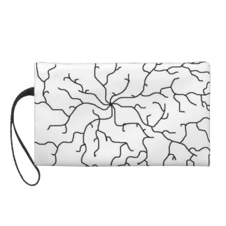 Branches and Vines Wristlet