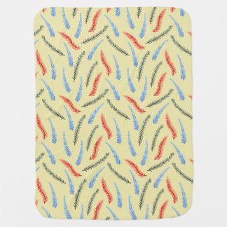 Branches Baby Blanket