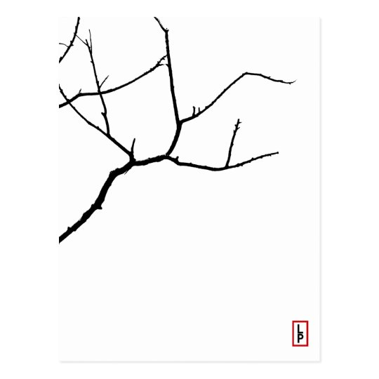 Branches by Leslie Peppers Postcard