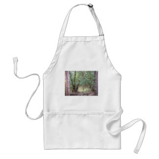 Branches in the Forest Adult Apron