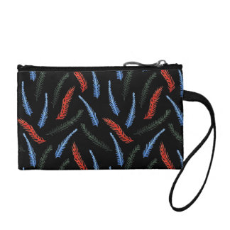 Branches Key Coin Clutch