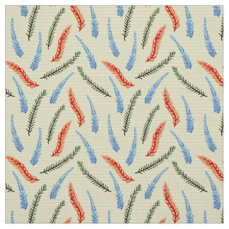 Branches Polyester Poplin Fabric
