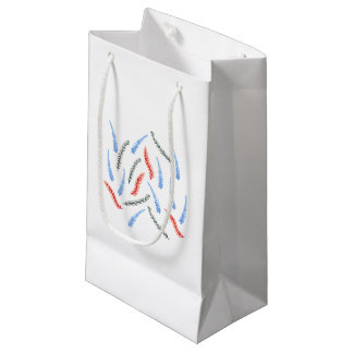 Branches Small Glossy Gift Bag