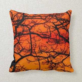 Branches Throw Pillow Throw Cushions
