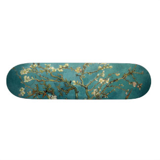 Branches with Almond Blossom by Vincent Van Gogh 20 Cm Skateboard Deck