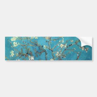 Branches with Almond Blossom  - Van Gogh Bumper Sticker