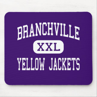 Branchville - Yellow Jackets - High - Branchville Mouse Pad