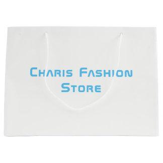 Brand Gift Bag - Large