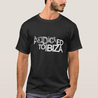 Brand New Addicted To Ibiza T-Shirt