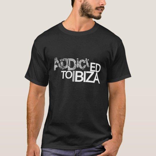 Brand New Addicted To Ibiza T-Shirt