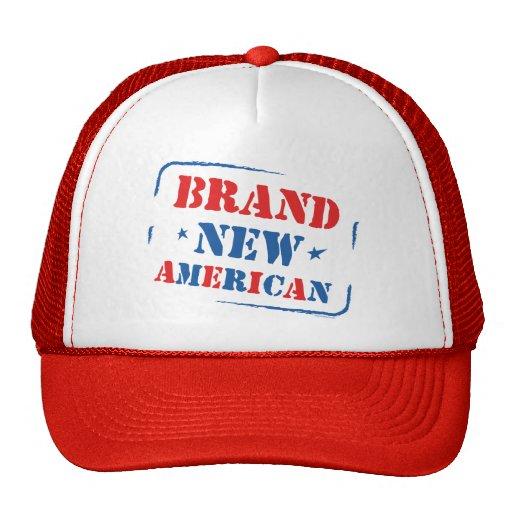 Brand New American Trucker Hats